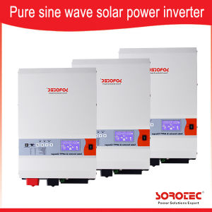 Home Solar Systems 1-6kw AC DC 5000W Power Inverter pictures & photos