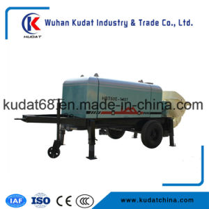 60m3 Per Hourelectric Concrete Conveying Pump Hbt60e pictures & photos