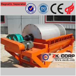 Wet Iron Ore Magnetic Separator for Ore Dressing Line pictures & photos