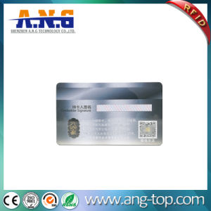 Brushed Printing Contactless RFID MIFARE Card pictures & photos