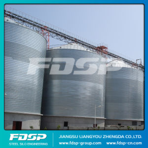 Low Price Grain Storage Bolting Silo Made From China pictures & photos