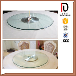 Durable Round Dining Glass Turntable (BR-BL027) pictures & photos