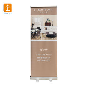 Promotional Display Advertising Equipment Portable Aluminum Rack pictures & photos