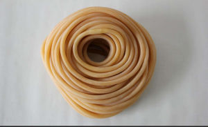 Medical Latex Hose of Tourniquet for Vein pictures & photos