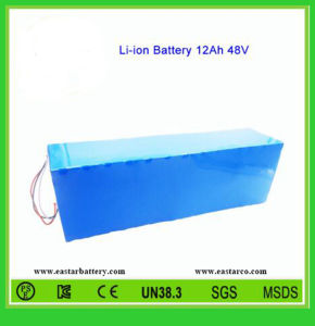 Ce 48V 12ah Lithium Battery for Electric Vehicles pictures & photos