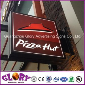 Cafe LED Light Box Store Advertising Display Signage pictures & photos