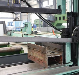 Beam Cutting Machine (SAW1260) pictures & photos
