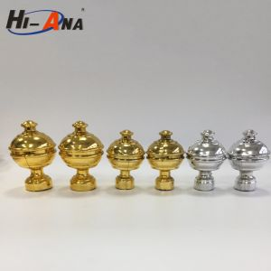 Within 2 Hours Replied Hot Selling Wrought Iron Curtain Rods pictures & photos