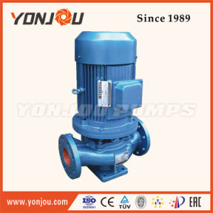 Vertical Piping Centrifugal Pump/Vertical Turbine Centrifugal Pump/Pipe Mounted Pump pictures & photos