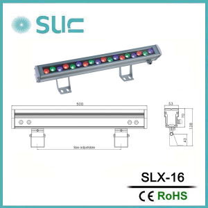 Customer First Choice 28W/38W/57W LED Wall Washer (Slx-16) pictures & photos