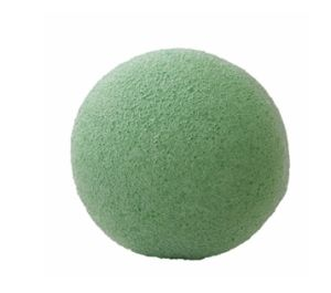 Facial Cleansing Konjac Sponge with Bamboo Charcoal Made in China pictures & photos