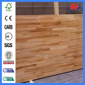 Building Material MDF Splice Brich Finger Joint Board pictures & photos