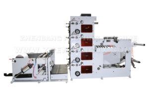 Flexo Printing Machine for Food Package Bag Hamburg Bag pictures & photos