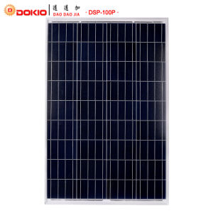 100W PV Poly Panel Module pictures & photos