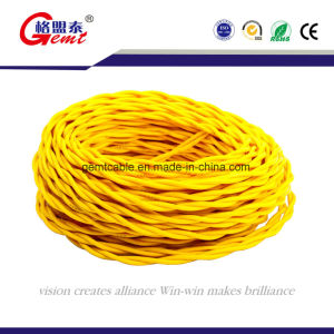 Two Core PVC Insulated Flexible Cable Rvs Twisted-Pair Wires pictures & photos