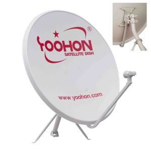 Outdoor Offset Satellite TV Antenna 90cm Ku Band pictures & photos