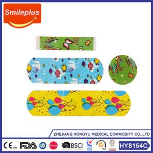 Colorful Comic PE Carton Bandage for Children Hospital pictures & photos