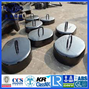 Mooring Buoy System Caste Iron Sinker for Sale pictures & photos