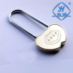 Double Heart Shape Concentric Beautiful Love Lock pictures & photos