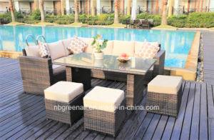 Patio Outdoor Sofa Sets Garden Rattan Furniture pictures & photos