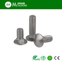 A2 A4 Stainless Steel Square Neck Carriage Bolt (DIN603) pictures & photos