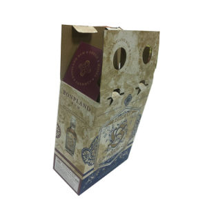 High Quantity Customized Wine Packing Box for Market pictures & photos