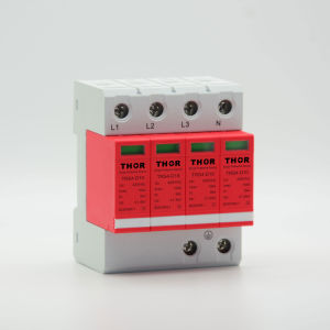 Protect Thunderbolt Over-Voltage Surge Protector pictures & photos