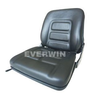 Semi-Suspension Forklift Seat for Toyota Linde Forklift pictures & photos