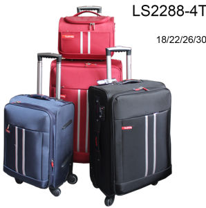 Travel Trolley Luggage Case with Rotate Wheels pictures & photos