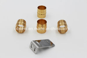 CNC Stainless Steel Parts Customized Drawings CNC Machining Part Low Volume CNC Machined Parts CNC pictures & photos