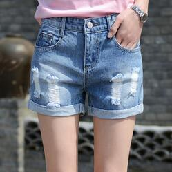 Super Cool Summer Denim Shorts