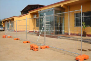 Factory Hot Dipped Galvanized Temporary Fence Gate pictures & photos