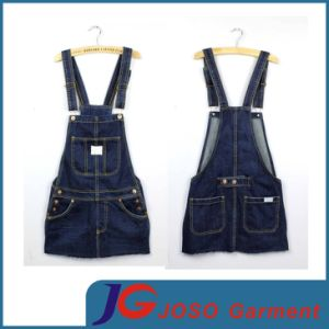 One Piece Overall Denim Dress (JC2057) pictures & photos