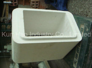 White Fused Alumina Brick on Sale pictures & photos