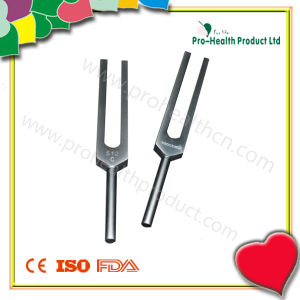 Aluminum Alloy Medical 512Hz Tuning Fork pictures & photos