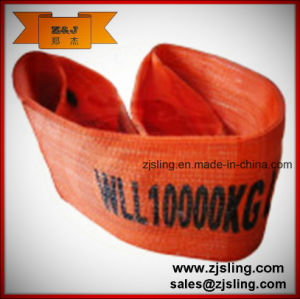 Ce, GS Customized Polyester Webbing Sling 4t X 2m Grey pictures & photos