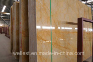 M729 Golden Emperador Marble for Luxury Floor and Wall Decor pictures & photos