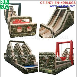 Giant Inflatable Obstacle Challenge, Military Inflatable Obstacles (BJ-O30) pictures & photos