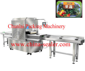 Keep Fresh Fruit Tray Map Packaging Machine pictures & photos