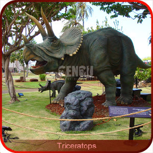 China, Zigong Professional Animatronic Dinosaur Factory pictures & photos