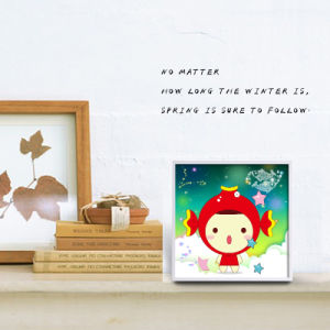 Factory Direct Wholesale New Children DIY Handcraft Sticker Promotion Kids Girl Boy Gift T-042 pictures & photos