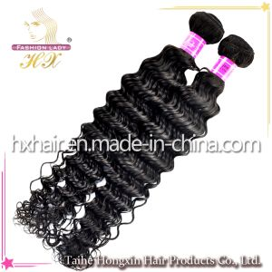 Indian Wavy 100% Human Queen Hair 6A Virgin Hair (HX-IN-6A)