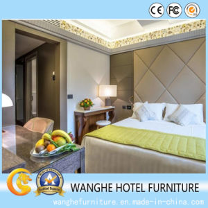 USA Oak Wooden Vintage Hotel Bedroom Furniture 5 Star pictures & photos