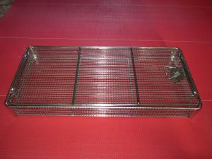 Stainless Steel Welded Mesh Tray pictures & photos