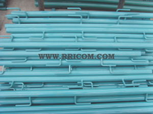 Powder Coated Scaffolding Guardrails pictures & photos