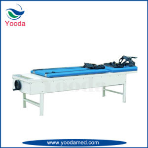 Hand-Operated Cervical and Lumbar Traction Bed pictures & photos