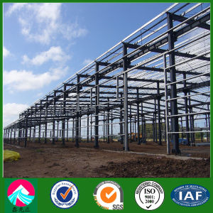 Preengineered Prefab Light Steel Frame Workshop Building (XGZ-SSB010) pictures & photos