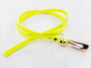 Fluorescence Fashion Dress Belt for Lady pictures & photos