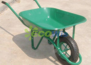 China Manufacturer Steel Wheel Barrow Carts pictures & photos