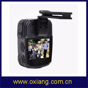 Mini Waterproof Police DVR Recorder Camera Zp606 pictures & photos